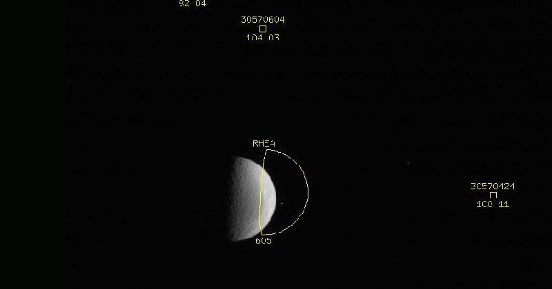 Cassini abbandona la navigazione a vista