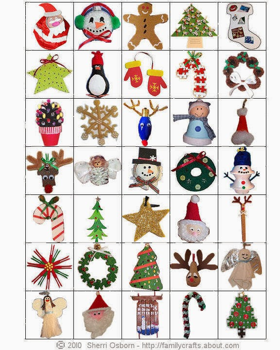 7 Free Christmas Bingo Cards Printable For Preschoolers