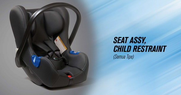 Seat Assy Child Restraint