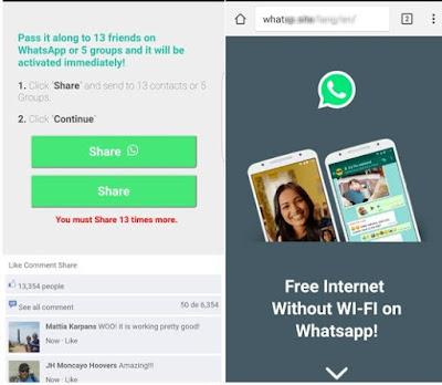 WhatsApp Scam -Edem Boni and Elsabeth Boni
