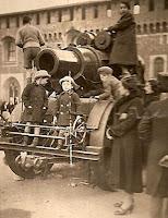 skoda 30.5 castello mortaio cannone obice