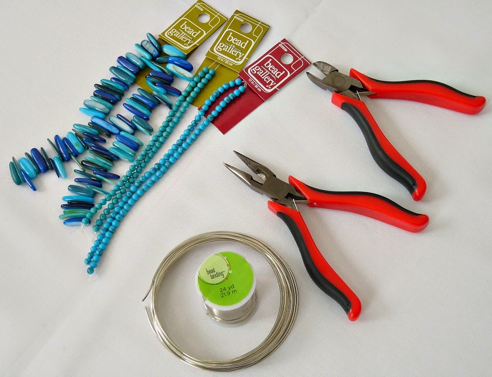 Easy beading projects