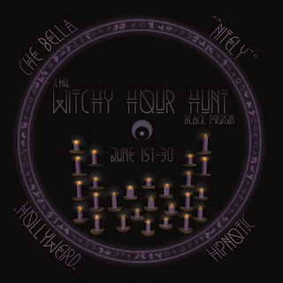 The Witchy Hour Hunt