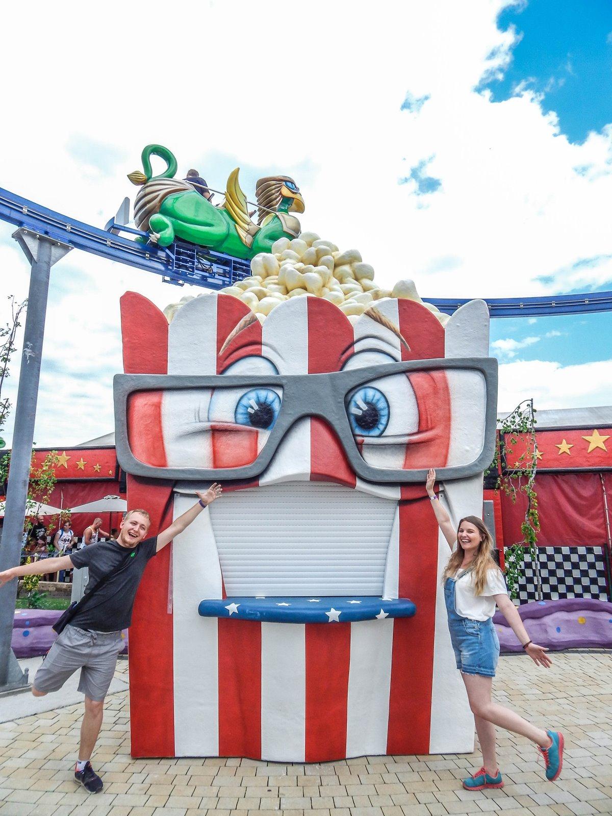 8 enerylandia atrakcje dla rodzin dla dzieci dla starszych czy warto ile kosztuje bilet jak dojechać recenzja opinie strach boję się roller coaster karuzele strefa wodna speed water coster pokazy lista