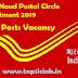 Tamil Nadu Postal Circle Recruitment 2019: Apply Online for 4442 Vacancy Posts