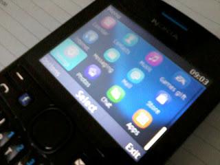 Nokia Asha 205 Configuration