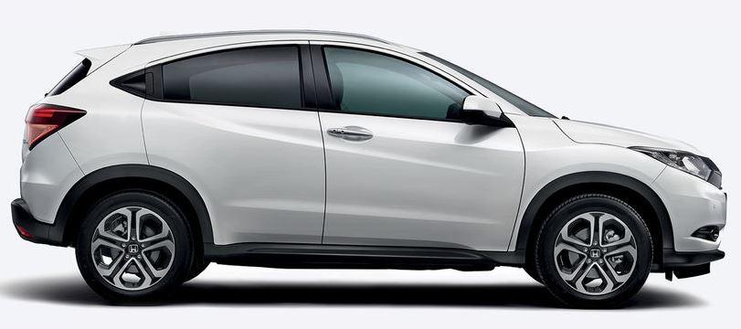 Honda Vezel, another name for Honda HR-V ~ MyHRV