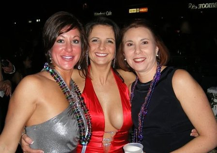 In The Middle There Is Dee Dee Bonner Yeah Thats Bonner With Two Ns So Dont Go Pronouncing It Funny Or Nothing The Very Very Busty Mother Of Aj