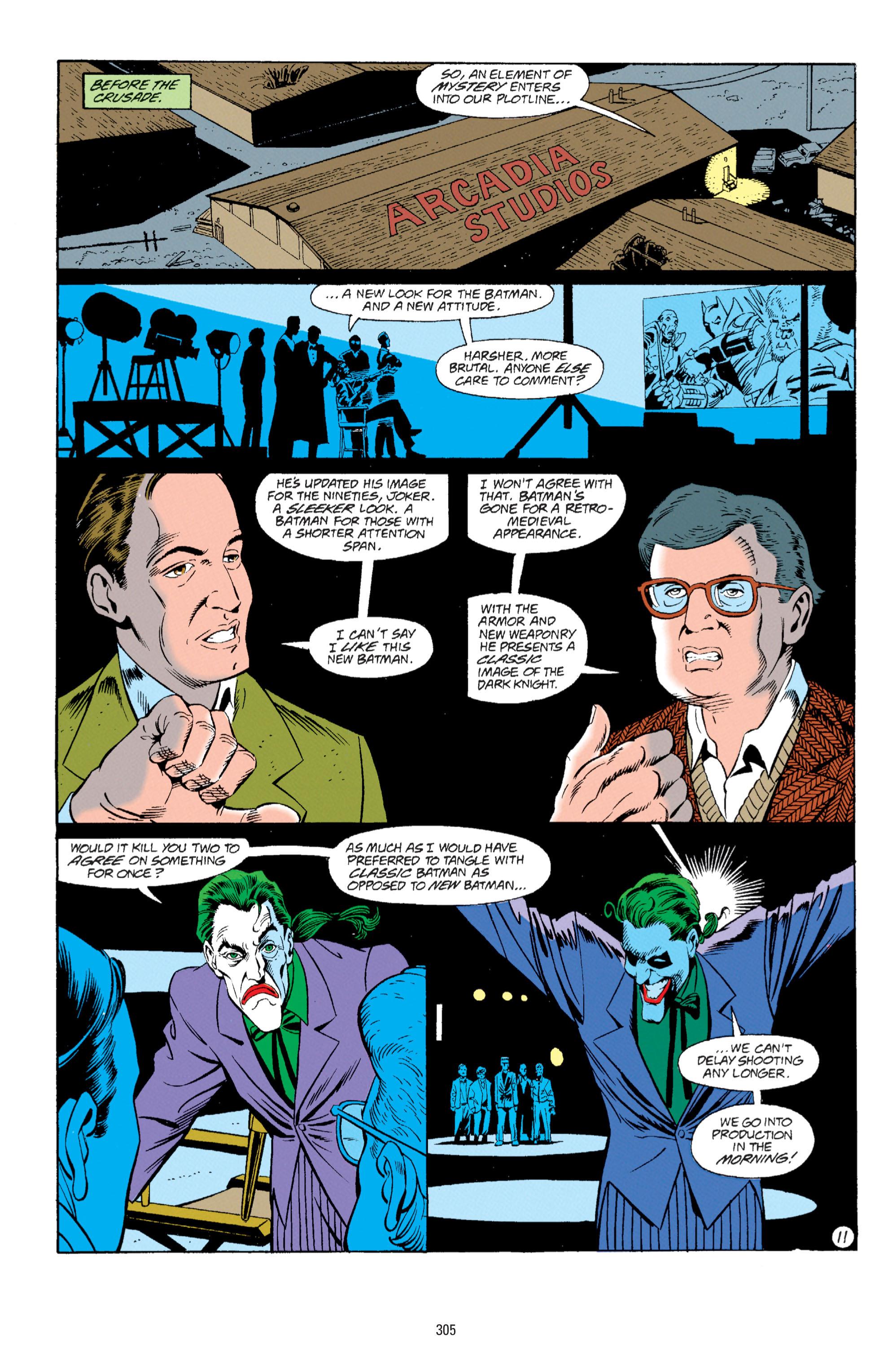 Detective Comics (1937) 671 Page 11