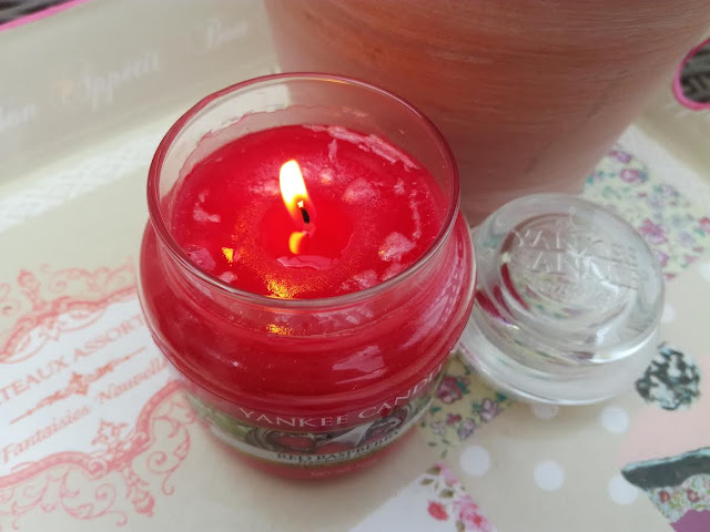 Red Rasbperry de Yankee Candle