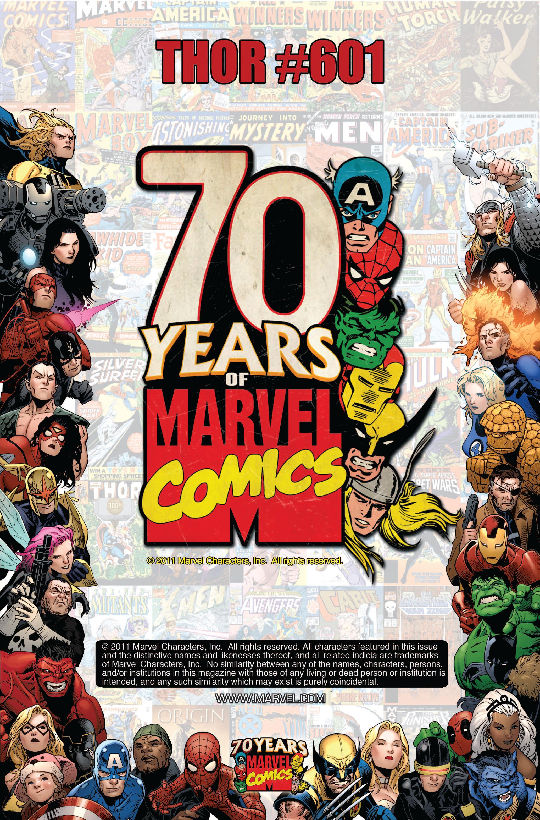 Thor (2007) Issue #601 #14 - English 2