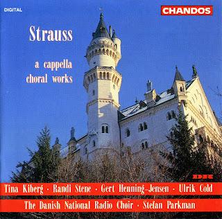 Strauss, R.: A Cappella Choral Works