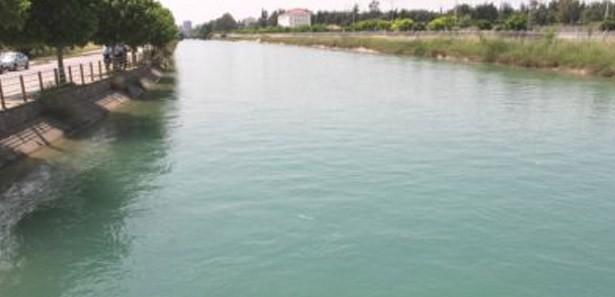 adana sulama kanalı,adana haberleri,adana