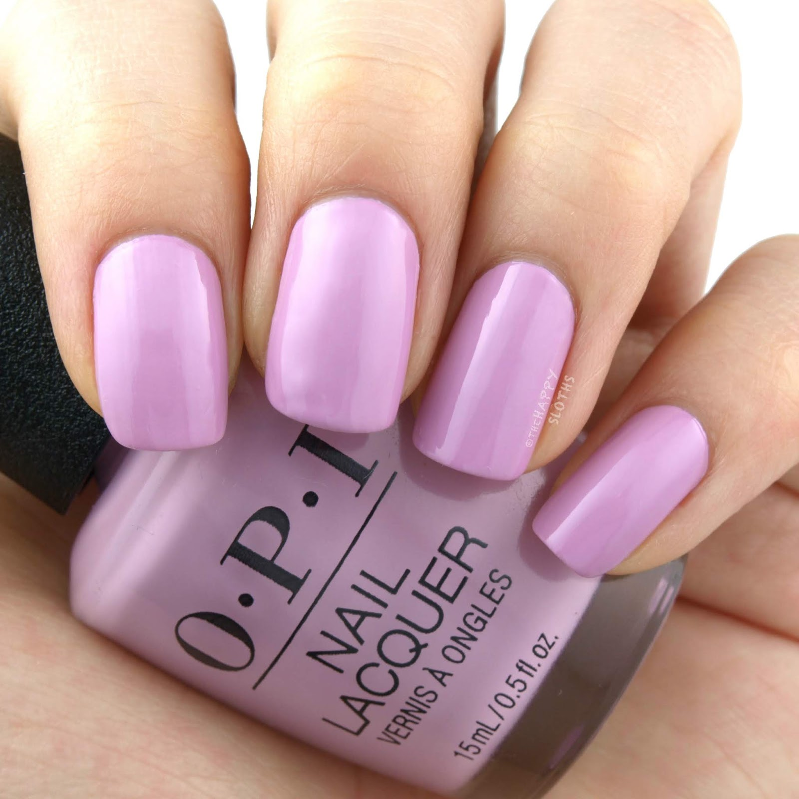 OPI   Holiday 2018 Nutcracker Collection   Lavendare to Find Courage: Review and Swatches