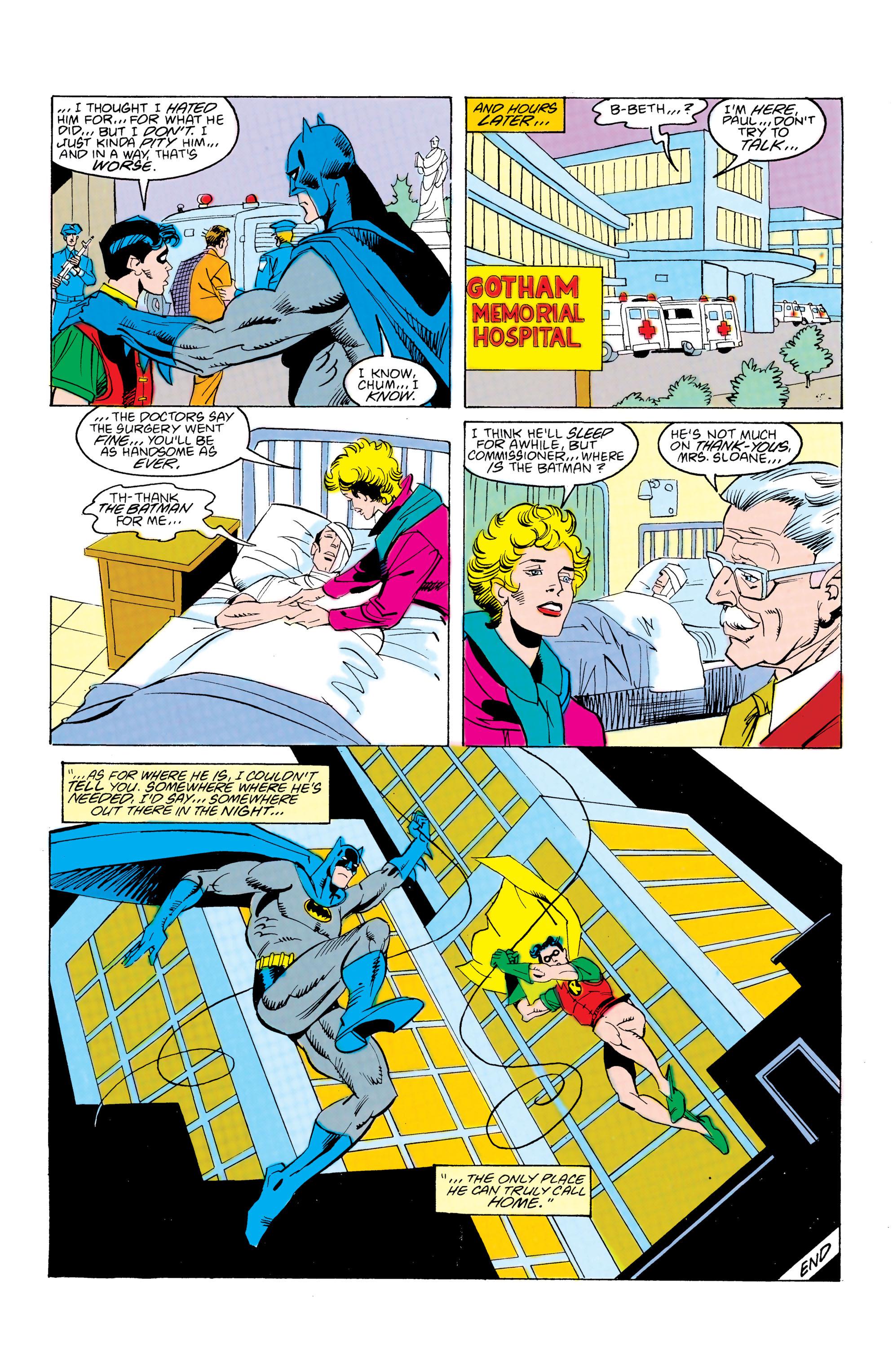 Detective Comics (1937) 581 Page 22