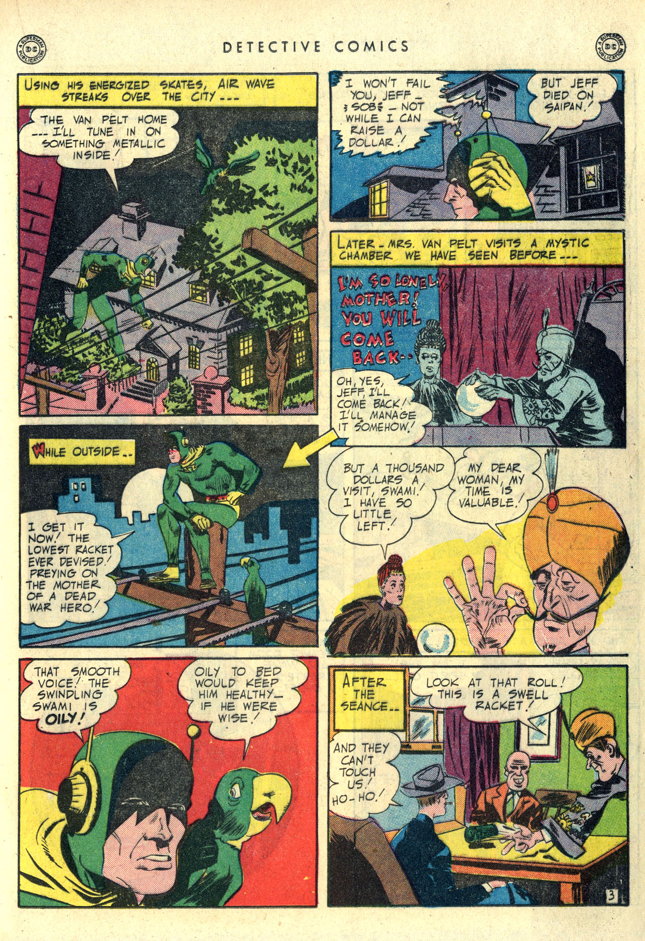 Read online Detective Comics (1937) comic -  Issue #115 - 19