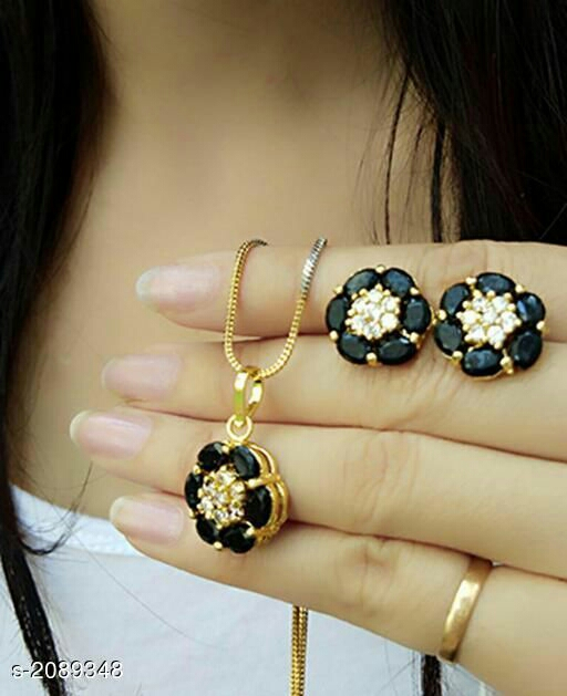 Stylish Alloy Women's Jewellery Set
