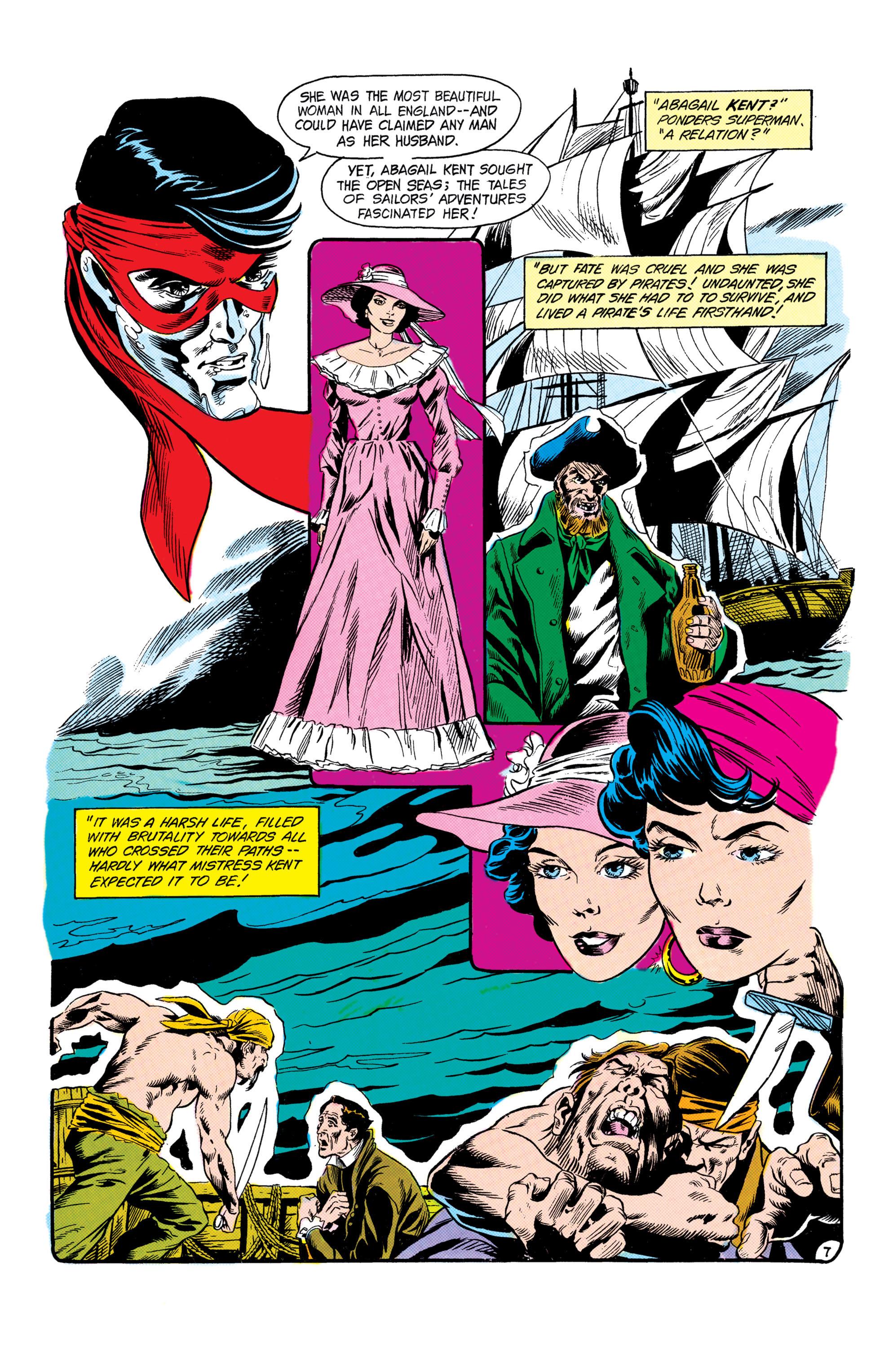 Read online World's Finest Comics comic -  Issue #306 - 8