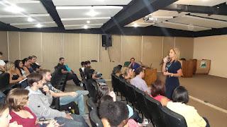 Ano letivo começa no UNIFESO Teresópolis com recepção aos novos estudantes