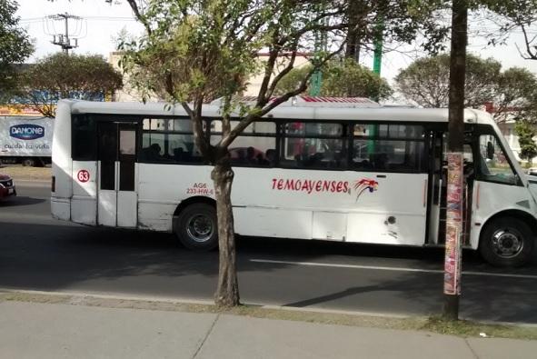Pasajeros de Toluca