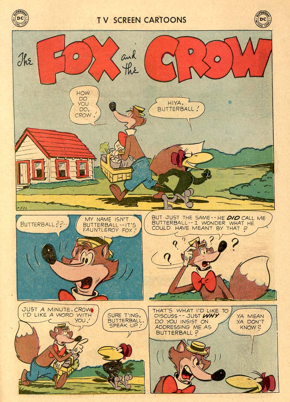 TV Screen Cartoons issue 133 - Page 27