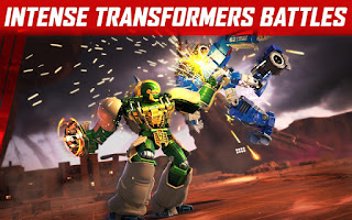 TRANSFORMERS: Forged to Fight v4.0.0 Modded apk