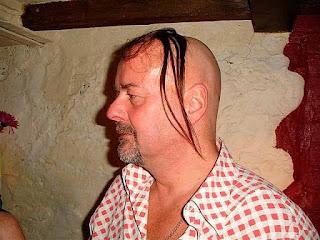 Imágenes actores pelados famosos fotos hombres calvos graciosos peinados pelon liso