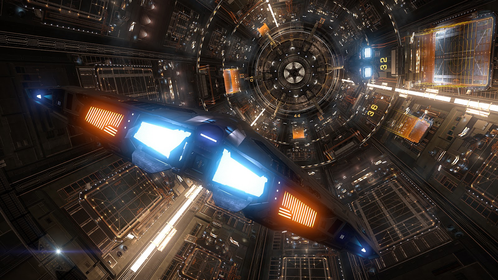 Chalgyr's Game Room: Elite Dangerous - PS4 Review