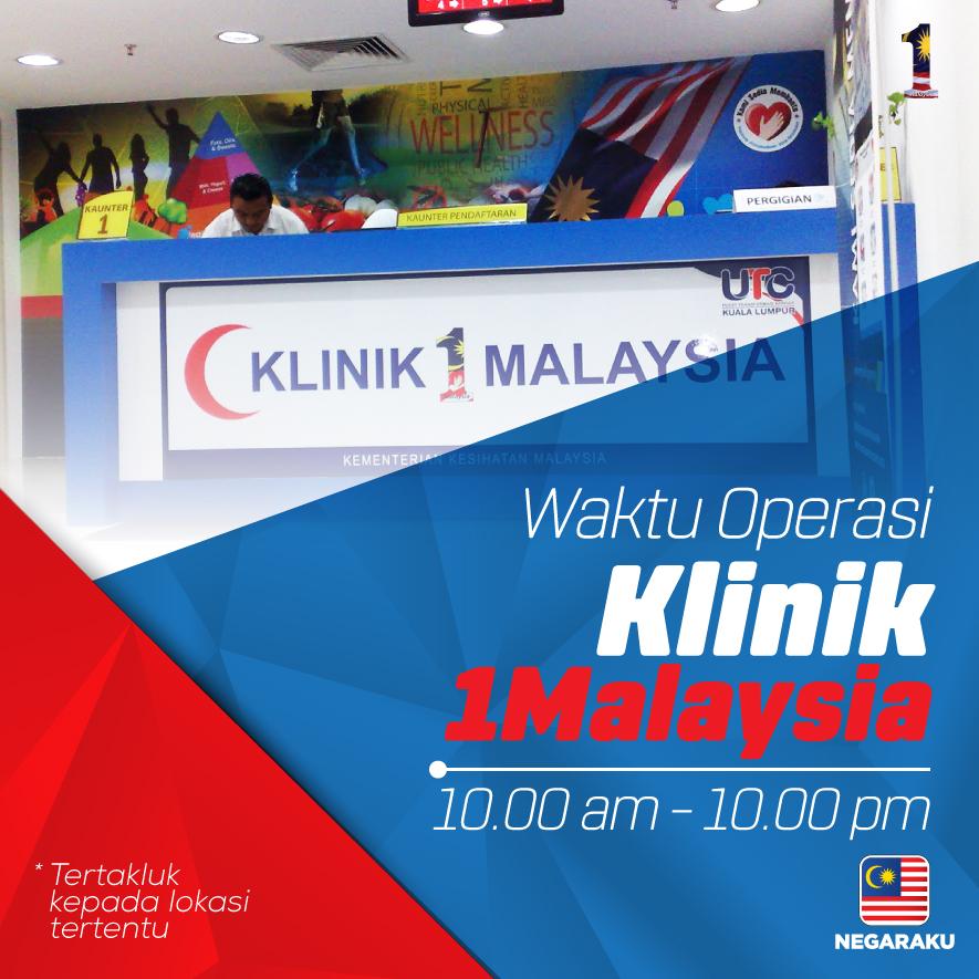 www.aimnub.comKelebihan Klinik 1Malaysia Yang Ramai Tak Tahuwww.aimnub.com