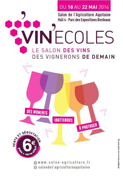 Club des ecoles salon agriculture bordeaux - Salon des vins bordeaux ...