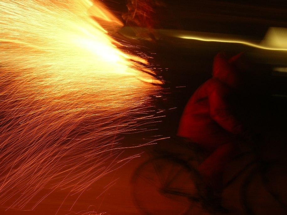 Spectacol de foc, Valencia