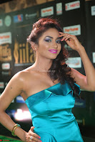 Beautiful Pooja Shri in a Neon Blue Halter Top    Exclusive 007.JPG