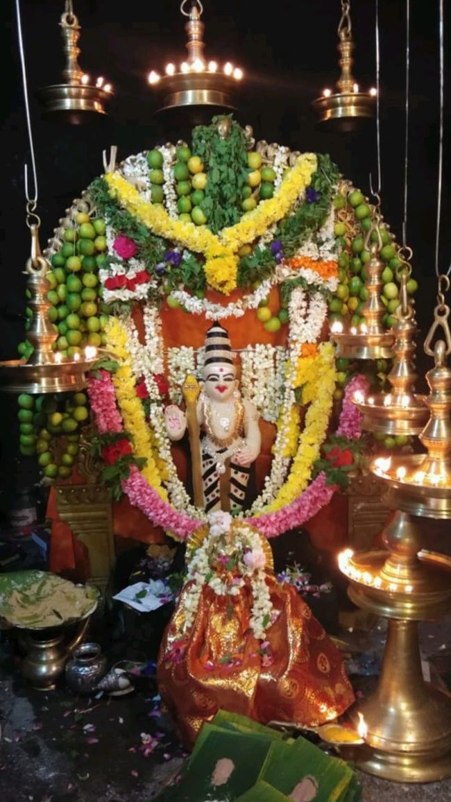 Subramanya Swamy Temple Main Deity