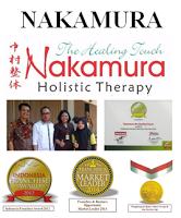 Lowongan Kerja di Nakamura Holistic Therapy Solo (Lulusan SMP, SMK,SMA,D3 dan S1)