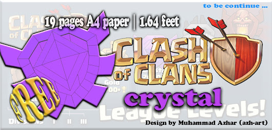 Clash of Clans League Levels (Crystal)
