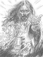 Quand Gérard Rombi nous raconte Jésus...; prophète; jesus; rombi; jc; gerard rombi; bdonews; humour; sequences;