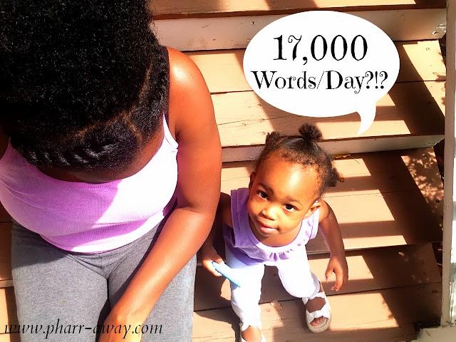 Dissertation words per day