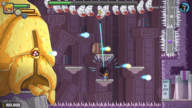 Greedy Guns PC Full Español
