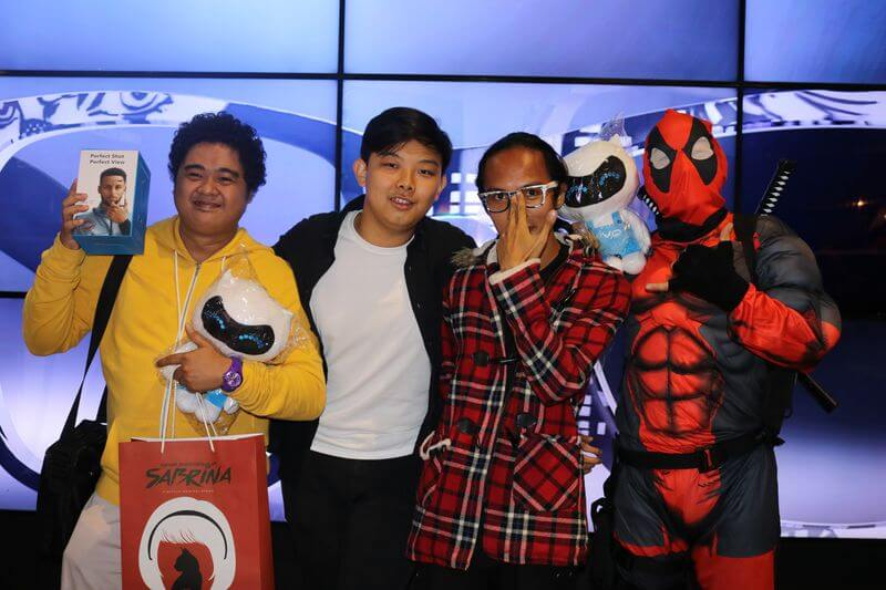 Vivo Brings Gaming Experience to the Next Level at the AsiaPop Comicon Manila 2018