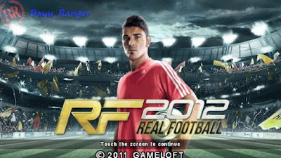 Real Football 2012 Mod Apk + Data for Android
