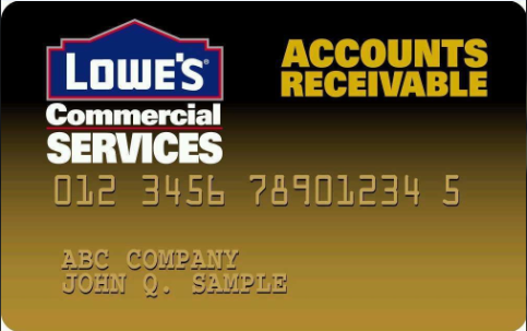 Lowes Cardmember Log in