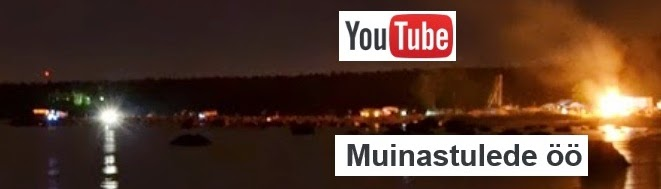 Muinastuled Youtube'is