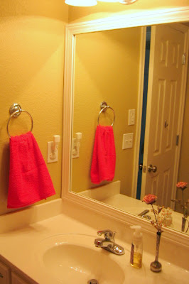 3 Little Chicks Girls Bathroom Upgrade