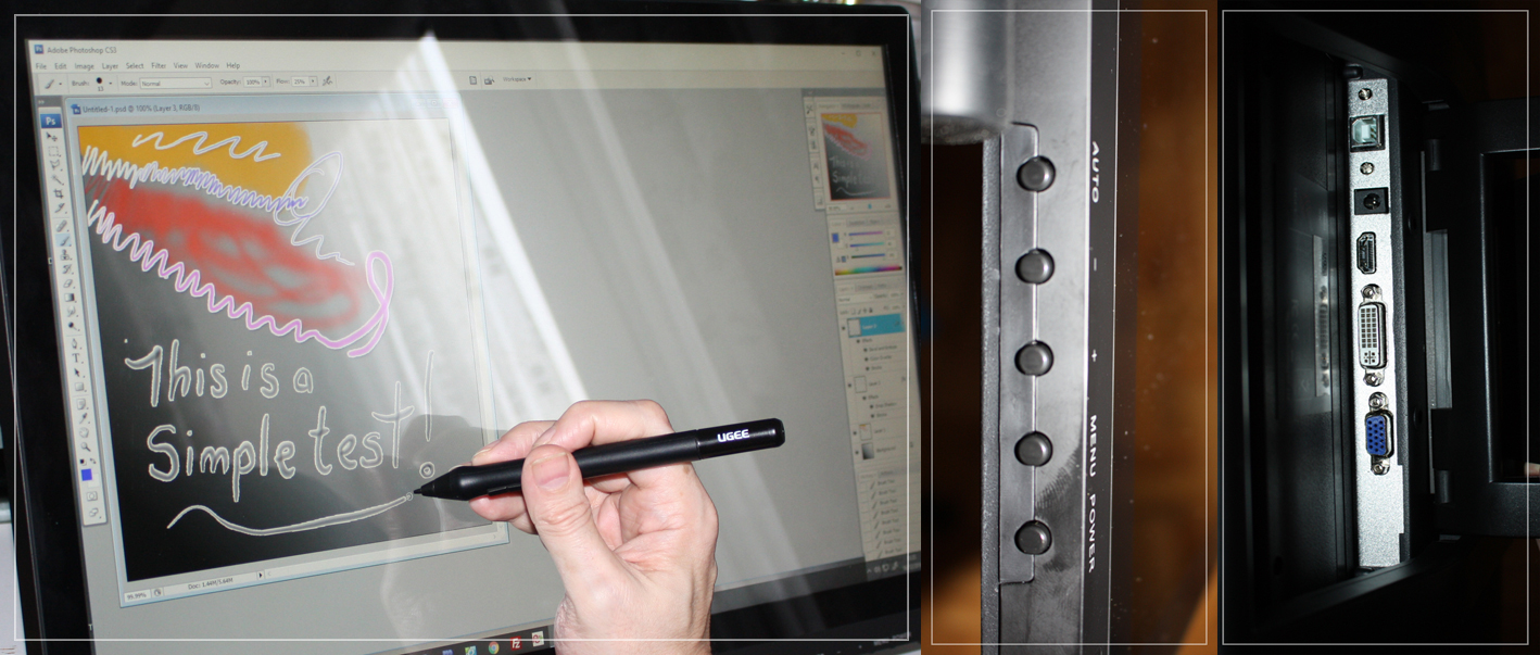 Ugee 2150 Graphics Tablet Drawing Monitor ~ Independent Reviews