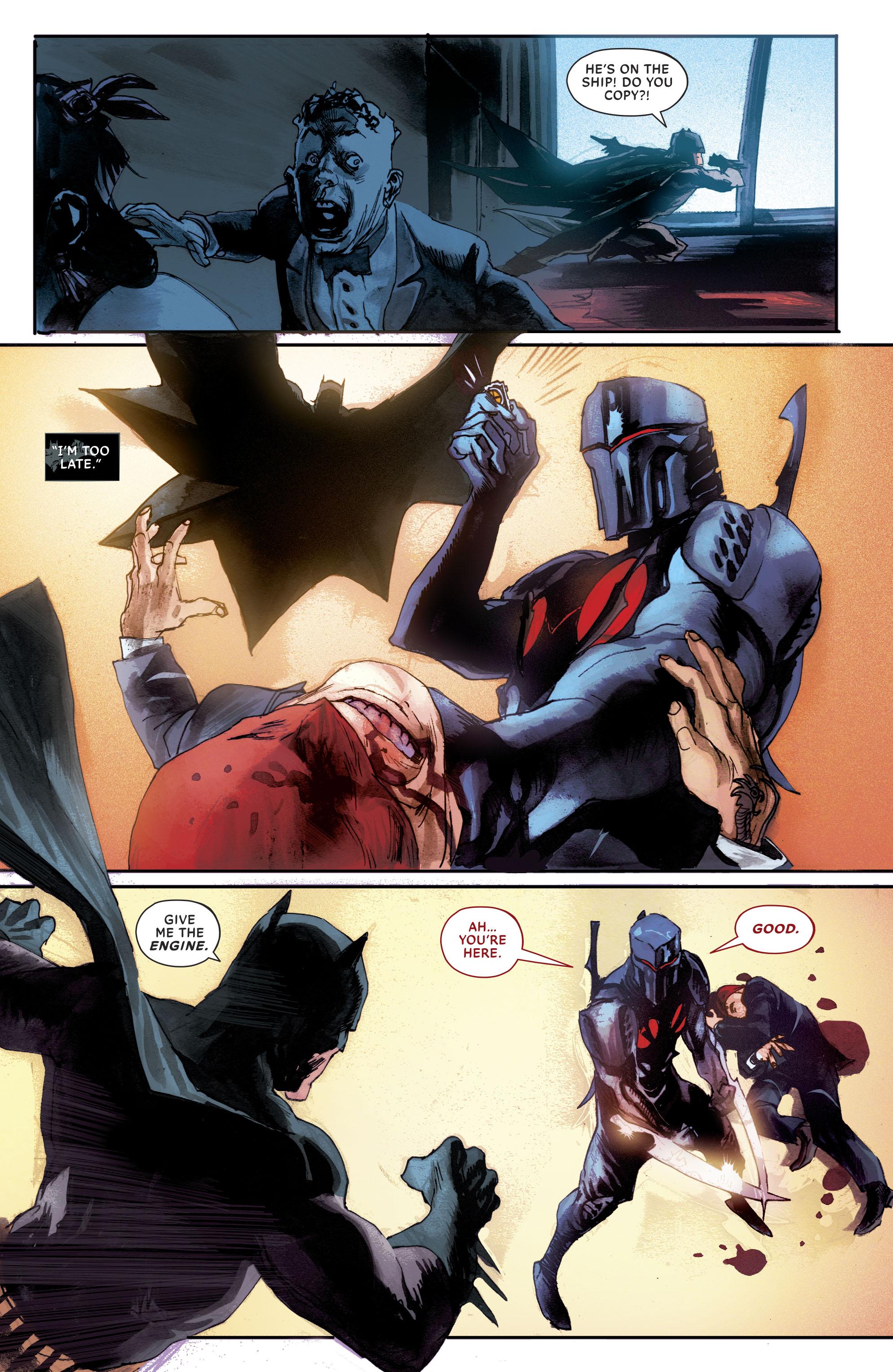 Read online All-Star Batman comic -  Issue #11 - 21