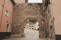 Portal de la Rambla Alta.