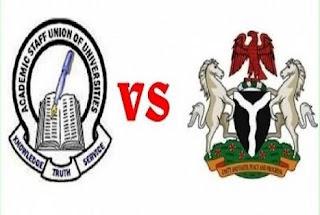 Show mercy on university students - ASUU tells Buhari