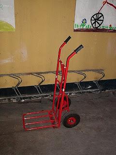 Stair Climbing Hand Cart