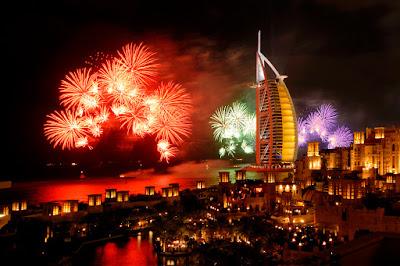 {Dubai*} New Year 2016 Countdown Timer Online