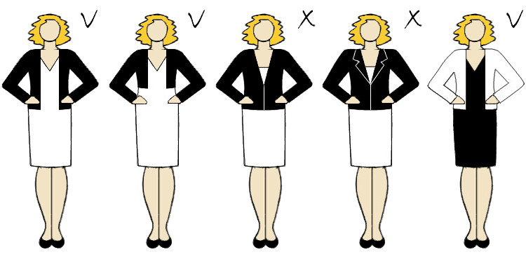 żakiet płaszcz jaki fason długość w ciąży